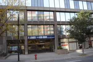 1819 Rene Levesque - Offices